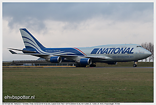 National Air Cargo Group