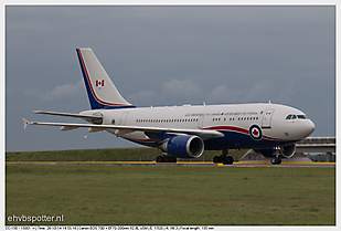 2014-10-26 Amsterdam - Canadian Forces