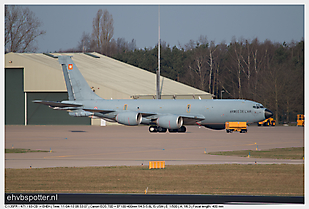 2015-04-11 Eindhoven - French C-135FR