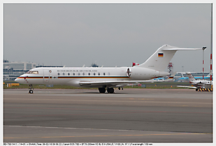 2016-02-06 Amsterdam - German BD-700 / Global 5000