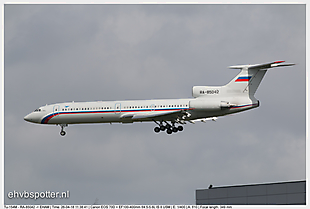 2018-04-26 Amsterdam - Russian Federation Air Force
